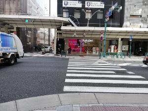 ルシアクリニック京都駅前院への道順