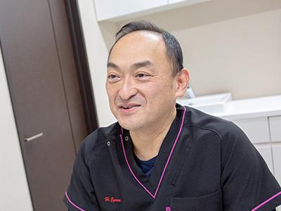 産科・婦人科 江川クリニックの院長