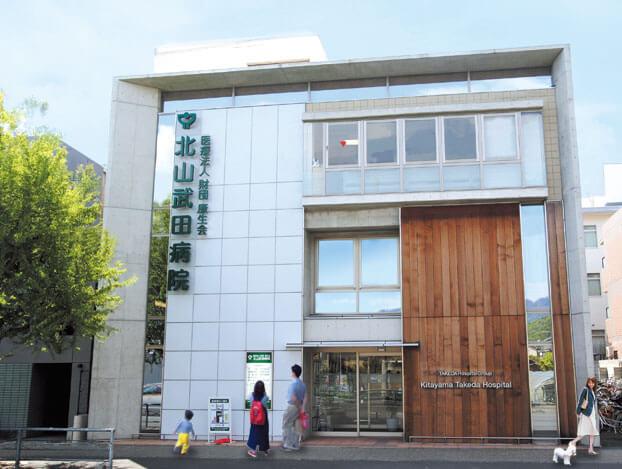 北山武田病院