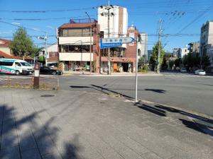 北山武田病院への道順