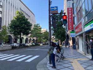 品川スキンクリニック 京都院への道順